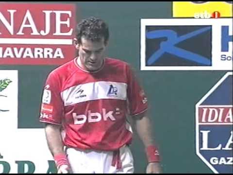 Titin III-Nagore. Lauterdiko finala 2003. Final del cuatro y medio 2003