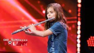 Noel spielt wie ein Goldjunge   Das Supertalent 2017   Sendung vom 21.10.2017