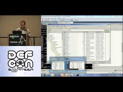 DEF CON 18 - Esteban Martínez Fayó - Hacking and Protecting Oracle Database Vault