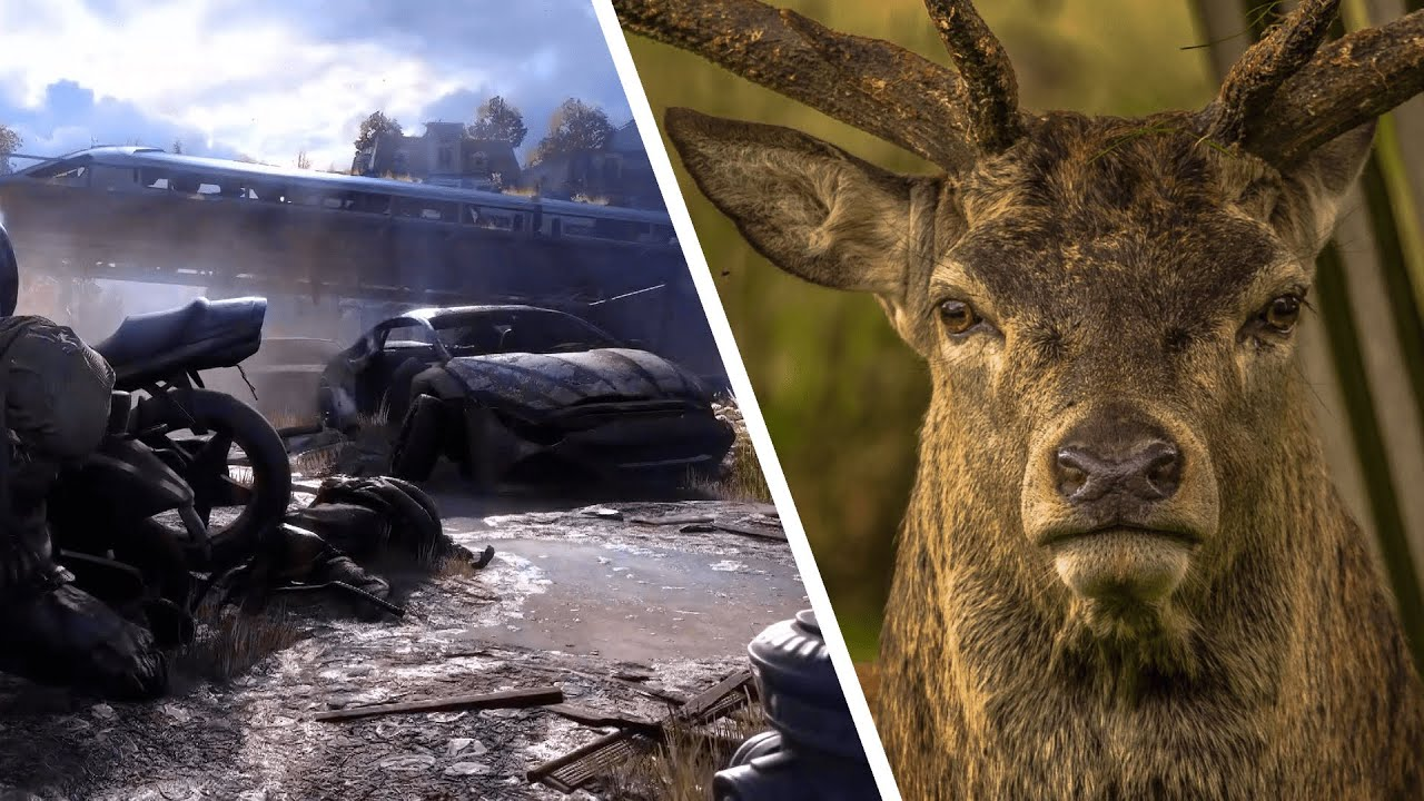 Dying Light 2 Zombie Animals? Hunting. Currency? thumbnail