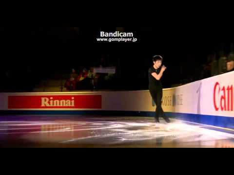 Boyang JIN Exhibition World Junior Figure Skating Championships 2015