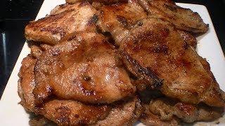Vietnamese Style Fried Pork Loin ( Phong Cách Chiên Việt Pork Loin )