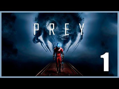 Prey - Parte 1 Español - Walkthrough / Let's Play