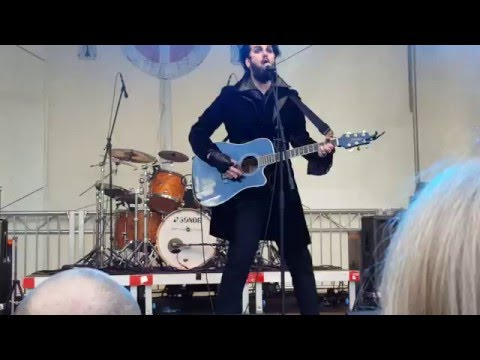 Aurelio Voltaire - Bigger on the inside & When you are evil Live at the WGT2016