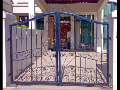 Singapore Wrought Iron Gates Windows Fencings Railings