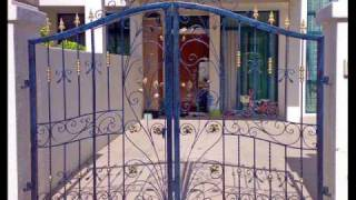 Singapore Wrought Iron Gates, Windows, Fencings, Railings, Grilles & Doors