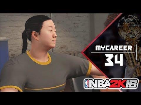 [MyCareer]: B ... HALT DIE KLAPPE! - NBA 2K18 [034] - Lets Play | Maxx | Deutsch