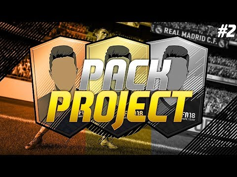 PACK PROJECT #2 (FIFA 18)