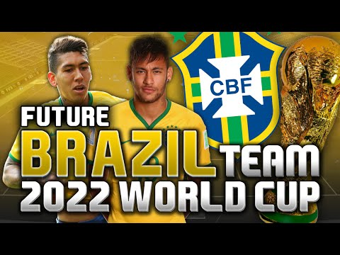 FUTURE BRAZIL 2022 WORLD CUP TEAM!!! | FIFA 16
