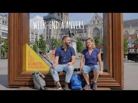 Visiter Anvers le