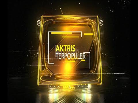 Cover Lagu Pemenang Nominasi Kategori Aktris Terpopuler