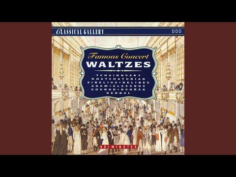 Waltz in A Major, Op. 54, No. 1, B. 101