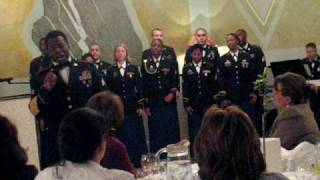 US ARMY EUROPE SOLDIERS CHORUS