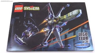 A look through a LEGO catalog from 1999!