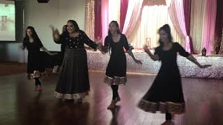 Bollywood Mashup Dance Performance - July 12, 2018