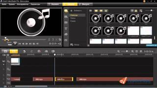 Уроки Корел. Corel VideoStudio PRO X5 Редактирование звука Хорошее качество видео уроки для начинающ