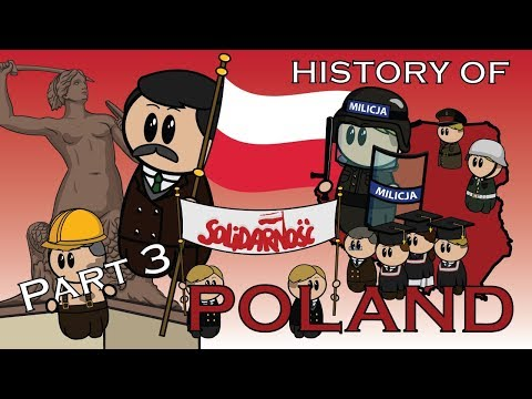The Animated History of Poland | Part 3