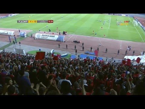 أهداف مباراة الجزيرة 2-0 شباب الأردن | نهائي كأس الأردن 2018