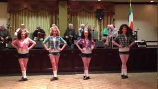 McCormack Fay Academy of Irish Dance Cotton Eyed Joe 3-13-13