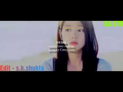 Mere Raske Kamar -- Love Story || Korean Mix || SA CTR