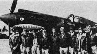 挑戰新聞軍事精華版--美國二戰飛虎隊傳奇