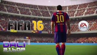FIFA 16 PC UltraHD 4K Gameplay 2160p 60fps