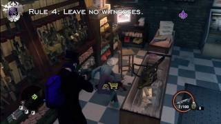 The Rules of the Saints [Saint's Row 3 Gameplay, XBox 360]