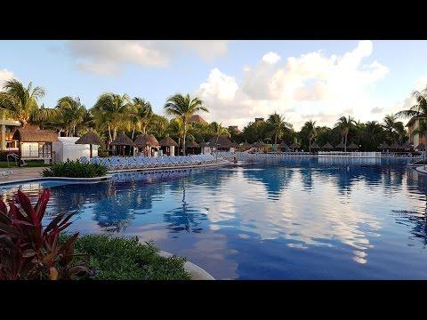 Grand Bahia Principe Coba Mexico family trip