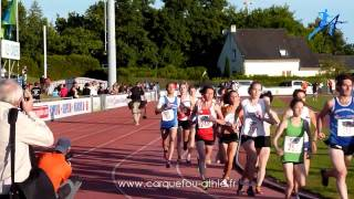 Meeting de Carquefou 2011 : 5000m National Femmes partie1/2