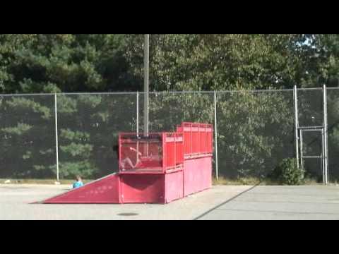 liitle joel skateboarding at smyrna delaware