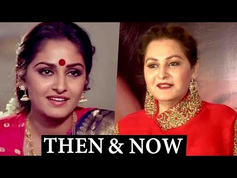Jaya Prada Shocking Transformation THEN & NOW