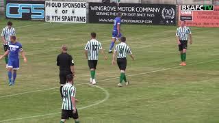 HIGHLIGHTS | Blyth Spartans 2-1 Hartlepool United