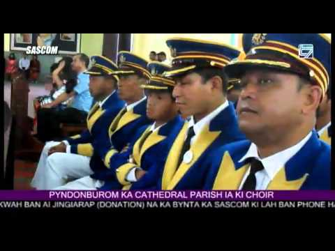 Choir Groups Felicitated by the Cathedral Parish