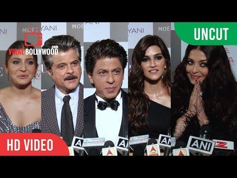 UNCUT -  Vogue Women of the Year 2017   Shahrukh, Anushka, Aishwarya, Kriti, Sonam, Arjun, Anil