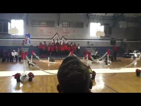 Hayneville Middle School Choir ft. Cassandra Shuford