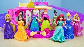 Disney Frozen Elsa & Anna Magiclip Disney Princess Glitter Glider Castle Adventure - Kinder Playtime