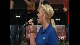 Hallelujah (Your Love is Amazing) Crossfire IYC 2012 - Grace Larson
