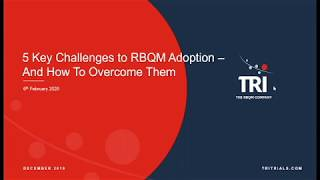 Overcoming the 5 big RBQM challenges