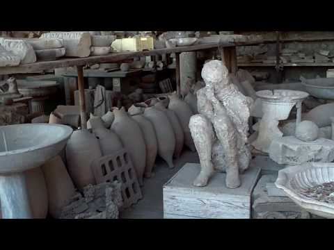 Pompeii, Italy October 2009