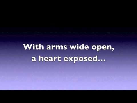 Arms Wide Open - Misty Edwards - Lyrics