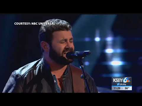 Orcutt native to compete in battle round on 'The Voice'