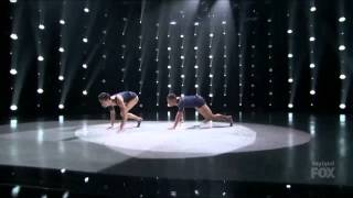 Jim and Darion ( two ballet boys ) on SYTYCD season 12 top 20