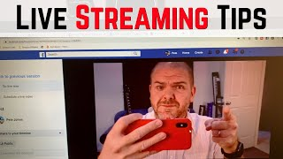 How to LIVE STREAM - tips, tricks and gear