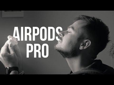Apple AirPods Pro | Обзор после месяца использования | Все недостатки ЭирПодс Про в одном обзоре