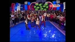 Glam - Geje  Live On Dahsyat