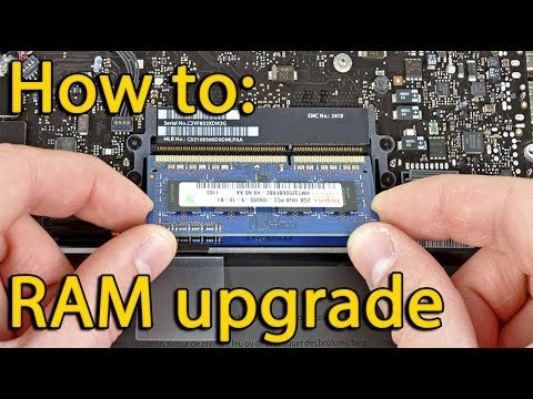 How To Upgrade RAM Memory In Asus X551 Laptop