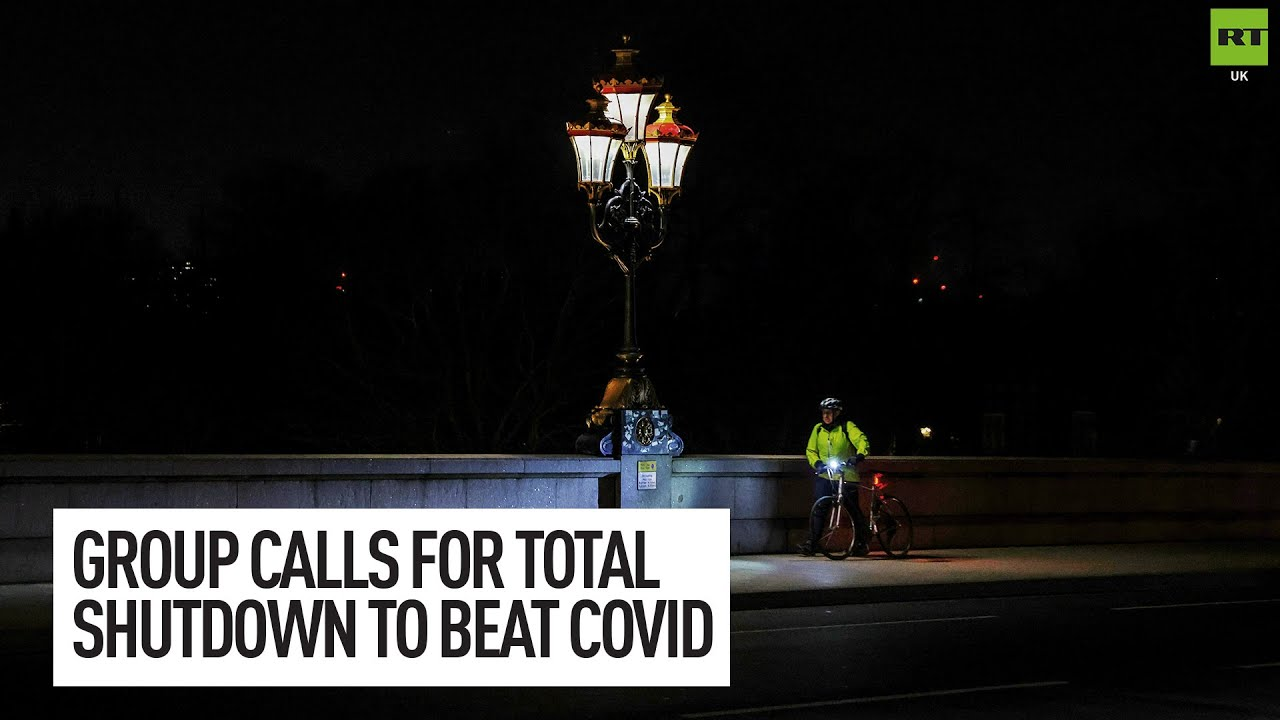 Group Calls for Total Shutdown to Beat Covid