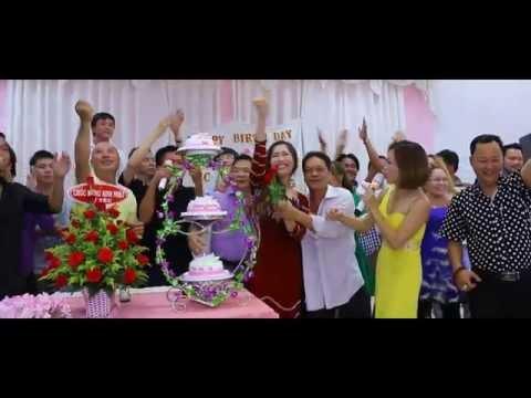 happy Birthday MC Thùy Dương