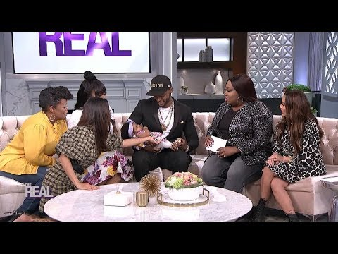 Papa Keith - Remy Ma and Papoose Finally Show their Golden Child