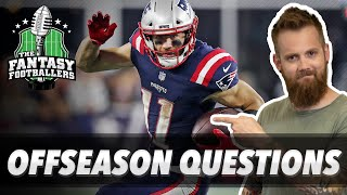 Fantasy Football 2019 - Dark Horse Teams Big-Time Questions Geography Lessons - Ep 720